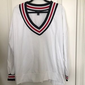 Preppy F21 sweater